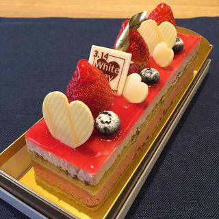 ホワイトデー限定ケーキ(ル・スリジェダムール 市橋店 )