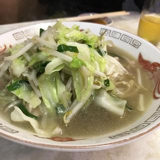 タンメン(中華料理 大宝 (タイホウ))