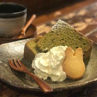 シフォンケーキ(うさぎとぼく )