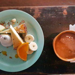 チーズケーキ(レクタングル カフェ )