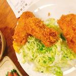 カキフライ(魚三酒場 富岡店 (うおさんさかば))