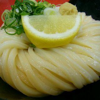 おろしぶっかけ(極楽うどん Ah-麺)