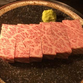 本日のおすすめステーキ(焼肉屋 ぶる )
