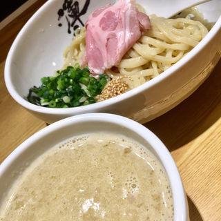 濃厚真鯛つけ麺(真鯛らーめん 麺匠 渾身)