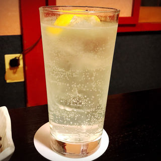 レモンサワー(すずめの御宿 (すずめのおやど))