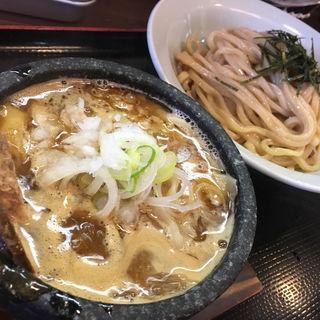 ハーフミックスつけ麺(つけ麺 丸和 春田本店 )