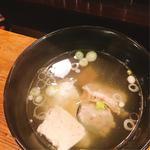 玉落ち(魚三酒場 富岡店 (うおさんさかば))
