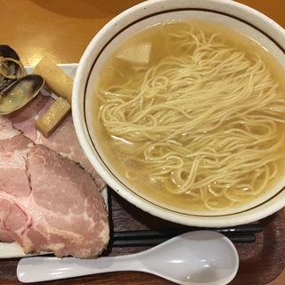 塩らぅ麺(麺屋三郎 )