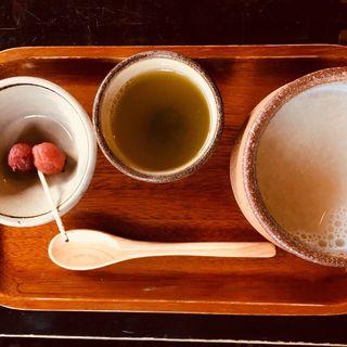 甘酒(小野筑紫堂)