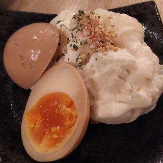 煮卵ポテトサラダ(博多満月 武蔵小杉店 )