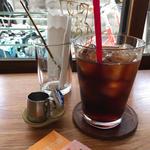アイスコーヒー(ノッタカフェ)