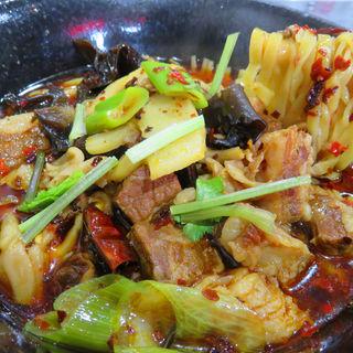 牛肉麺(好運来)