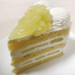 スーパーメロンショートケーキ(ピエール・エルメ・パリ ホテル ニューオータニ (PIERRE HERME PARIS))