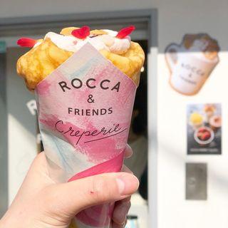 イスパハン(ROCCA & FRIENDS CREPERIE)