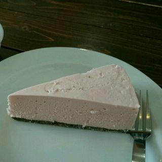 サクラチーズケーキ(エスプレッソ オーブ (Espresso Aube))