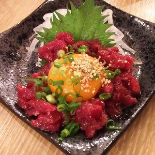 馬肉ユッケ(博多満月 武蔵小杉店 )