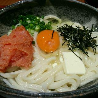 明太かまバター(うどん棒 大阪本店 )