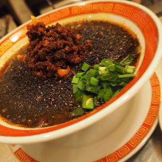 黒胡麻担々麺(タイガー餃子 河原町店 )