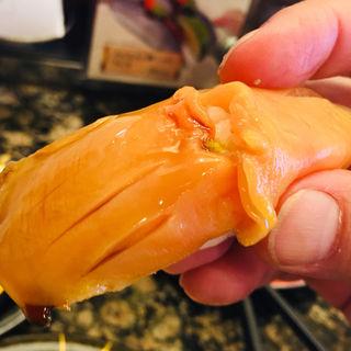 赤貝の握り鮨
