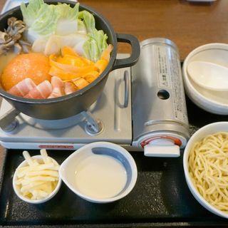 まるごとトマトの、野菜たっぷりチーズ鍋(リンガーハット 福岡大橋店 )