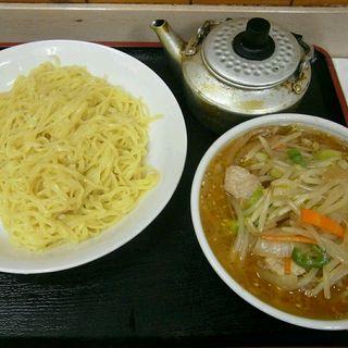 野菜ツケソバ(醤油)(丸龍 )