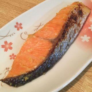 銀鮭の西京焼(居酒屋 達磨 上戸田店 (だるま))