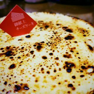 チーズケーキ(御献上カスティーラ 保戸野桜町店 )