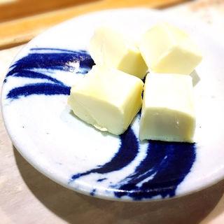 クリームチーズの西京漬け(築地虎杖 別館 (ツキジイタドリ ベッカン))