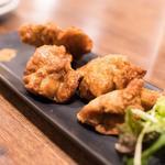若鶏の唐揚げクミンソルト(ブンブカフェ (bumbu cafe))
