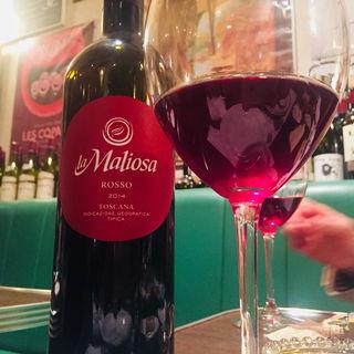 La Maliosa Rosso(ブラッスリー・ヴァンダンジュ )