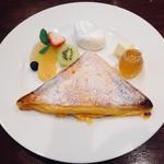 リッチフルーツフレンチトースト