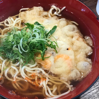 駅そば天ぷら 大盛(えきそば 姫路駅店 )
