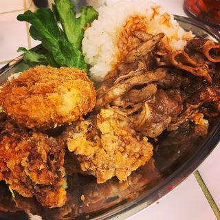 ヤマキプレート(肉のヤマキ商店)