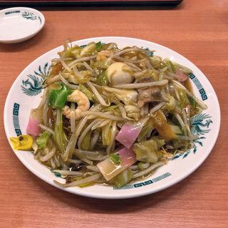 カタヤキソバ(日高屋 祖師谷大蔵店 )