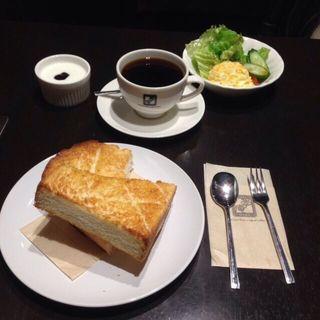モーニングセット(Cafe 季庵 甲南山手店 (カフェギアン))