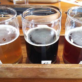 飲み比べセット(ビール)(ON THE MARKS)