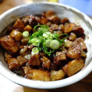 豚飯セット(ラーメン人生 JET600 )