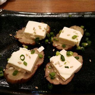 いぶりがっことクリームチーズ(魚串さくらさく 人形町総本店 )
