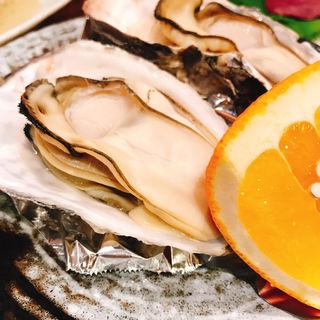 生牡蠣(味市春香なごみ)
