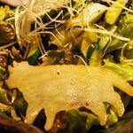 韓国ワカメサラダ(チョレギ)