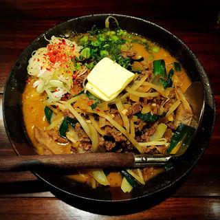 タカちゃんラーメン(味噌)(いが嵐倉庫 )