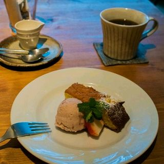 デザート(pullst cafe)