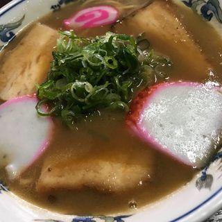 中華そば(山為食堂)