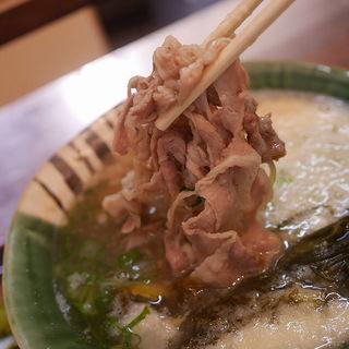 肉とろろうどん(瀬戸内製麺710 )