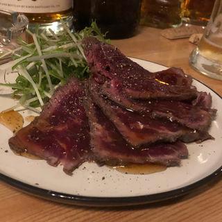 自家製ローストビーフ(85cafe(ハコカフェ))