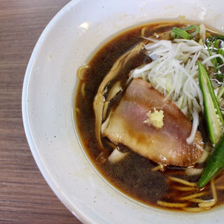 中華そば(Soba. Noodle 鶴 -HAKU-)