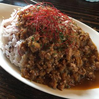 薬膳カレー 大盛(カフェ サルーテ )
