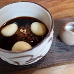 コーヒーぜんざい(志なcafe (シナカフェ))