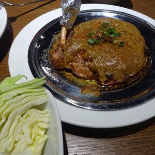 骨つき鶏のだん家焼き(だん家 横浜ジョイナス店)