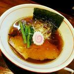 醤油らーめん(麺処 ほんだ)